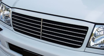 LX MODE フロントグリル ランドクルーザー 100系 中期車