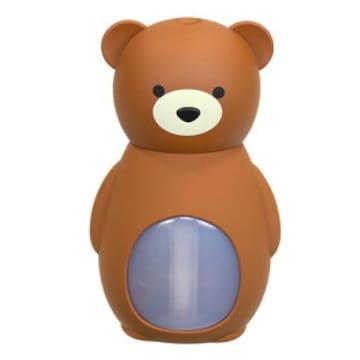 ★ナカバヤシ USB加湿器 Bear Drop ブラウン UA-049BR