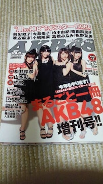 AKB48×プレイボーイ2011超特大ポスター付き