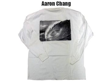 新品 長袖 Aaron Chang 90代 ロングT (L)
