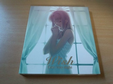 CD「Fate/stay night イメージアルバム「Wish」」●