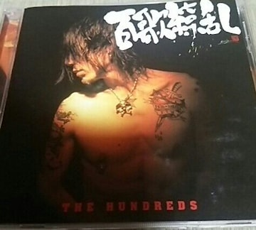 CD THE HUNDREDS 百歌繚乱 ハンドレッズ 森山達也(THE MODS)参加