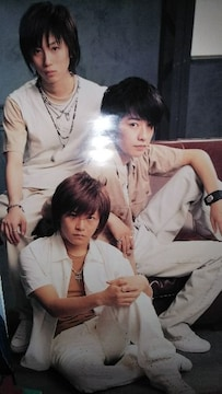w-inds. Because of you ポスター