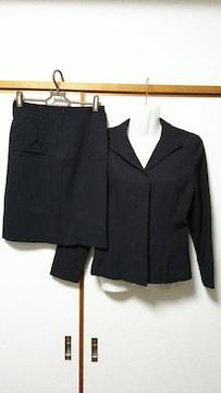 美品、黒、FRスカートスーツ