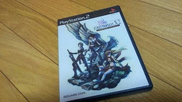 PS2☆ファイナルファンタジーX-2インターナショナル+ラストミッション☆SQUARE。