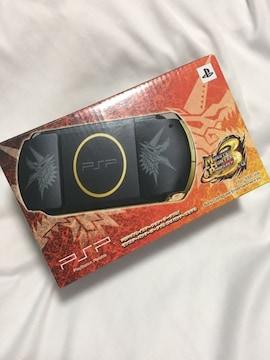 新品 モンスターハンターポータブル 3rd ハンターズモデル PSP