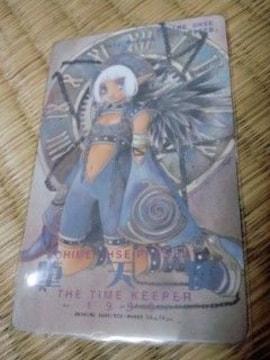 桜瀬琥姫「堕天使」テレホンカード テレカ