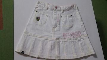 エンジェルブルー150�pスカート(春夏用)