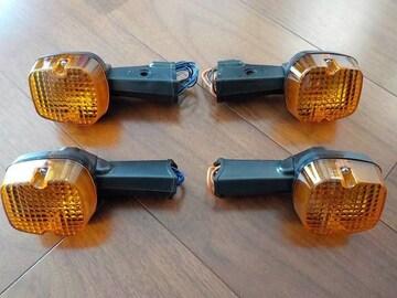 CB400N ウインカーセット (純正タイプ) CB250N ホーク�V 新品