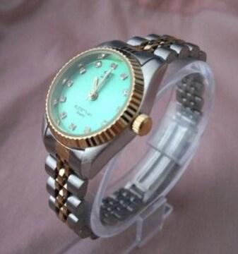 コンビベルトメタルウォッチGR−腕時計