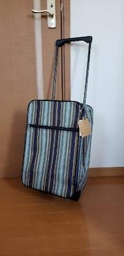 キャリーバッグ スーツケース ボーダー 男女共用