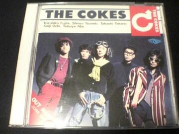 ザ・コークスCD THE COKES 廃盤