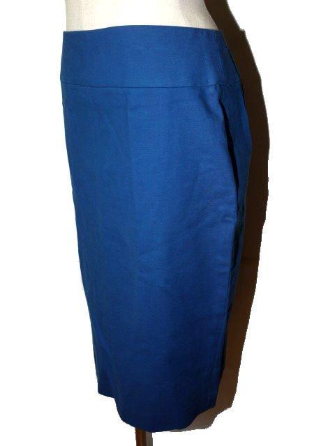 RESTIR リステア スカート ブルー < ブランドの
