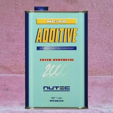【送料無料】NUTEC NC-80「超高性能エンジンオイル添加剤」1L