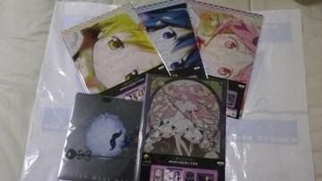 一番くじ魔法少女まどかマギカ J賞クリアファイル全5種セット