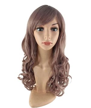 Wigs2you C-003 C-ROSY BROWN☆コスプレウィッグ