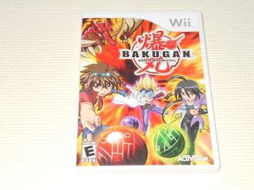 Wii★BAKUGAN BATTLE BRAWLERS 海外版