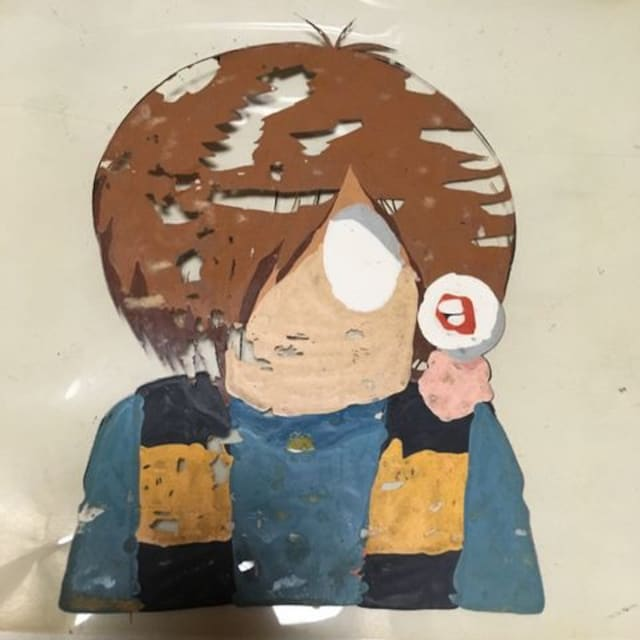 レア ゲゲゲの鬼太郎 セル画 昭和の名作 アニメ マンガ < アニメ/コミック/キャラクターの