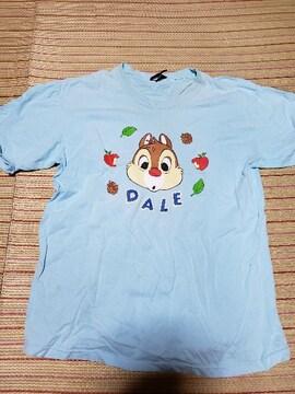 チップ&デールティシャツ