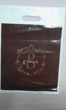 送料半額♪groveのSHOPバック袋♪ヽ(´▽`)/♪