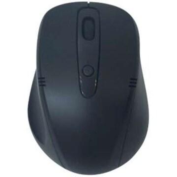★UNIQ ワイヤレス光学式マウス[2.4GHz] (ブラック)