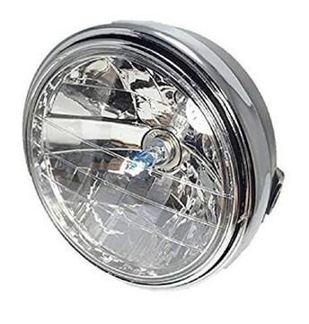 ヘッドライト バルブ付 Φ180 ゼファー400 ZRX400 バリオス2 ZR-