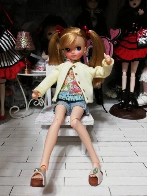 リカちゃんのアウター < おもちゃの