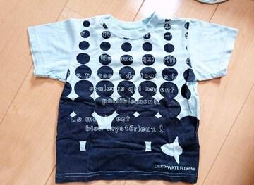 bebe★100�p/Tシャツ(^3^)マンボウ柄