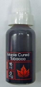 メープルlキュアタバコ正規品 アメリカ製 ヴェープリキッド(液) MAPLE CURED
