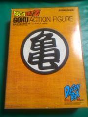 ドラゴンボールZ DVD特典 悟空アクションフィギュア