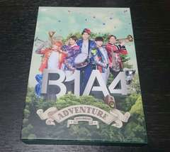B1A4『ADVENTURE2015』コンサートDVD2枚組 日本語字幕