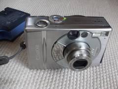 キヤノンIXY DIGITAL300 電池・充電器付
