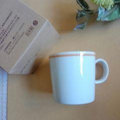 新品♪リトルマーメイド♪ORANGELINEオレンジライン♪マグカップ♪美品*日本製
