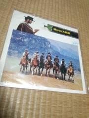 西部劇サントラ 荒野の七人 シェーン 夕陽のガンマン等 LP