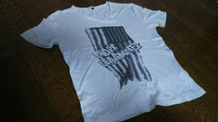 a.v.v HOMME Mサイズ 白 Vネック Tシャツ