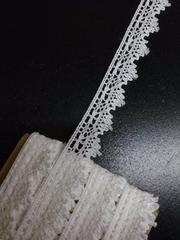 11.3メートル・白のトーションレース(��.5181)