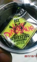 B'z LIVE-GYM2017-2018 LIVE DINOSAUR会場限定チャーム 12/16