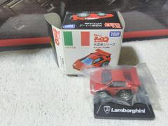 ちびっこ ランボルギーニ カウンタック LP500 赤