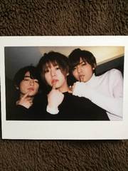 Hey!Say!JUMP 公式カレンダーチェキ風 知念侑李&有岡大貴&薮宏太