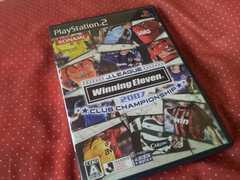 PS2☆Jリーグウイニングイレブン2007クラブチャンピオンシップ☆