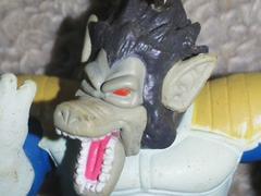 ドラゴンボールフィギュアキーホルダー大猿フィギュア