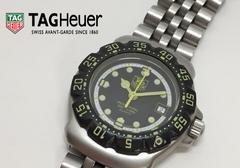 タグホイヤー プロフェッショナル 200M レディース腕時計
