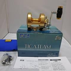 沖釣りオールマイティーレバードラグTICA TEAM ST458R新品