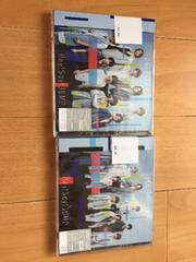 OVER THE TOP 初回限定1と2の2枚セット hey say jump