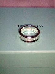 TIFFANY1837コレクションリング20号