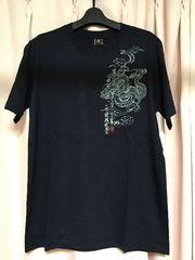 新品!和柄 Tシャツ L  ☆618