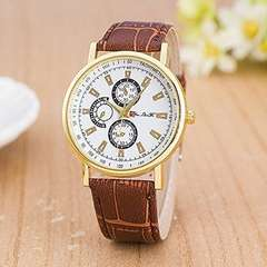 お試し500円★人気の腕時計!シンプル! 初期不良保証