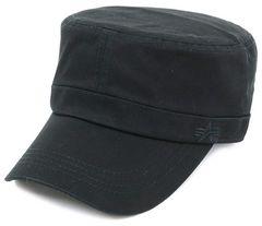 インダストリーズ 帽子 カーボンブラック