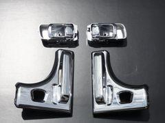 メッキインナーハンドル&スライドハンドルセット キャラバン E25
