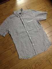美品TK MIXPICE チェックシャツ タケオキクチ